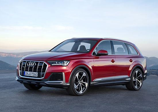 "Audi Q7 2020 / צילום: יח""צ"