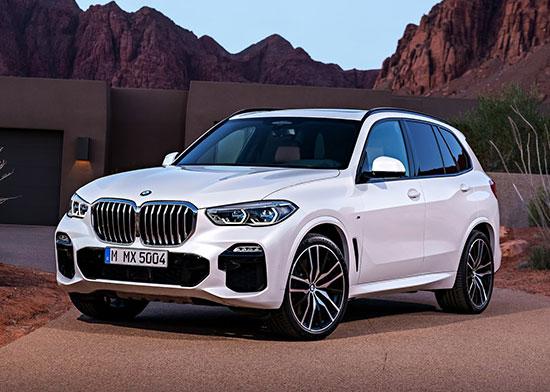 """BMW X5 2019 / צילום: יח""""צ"""