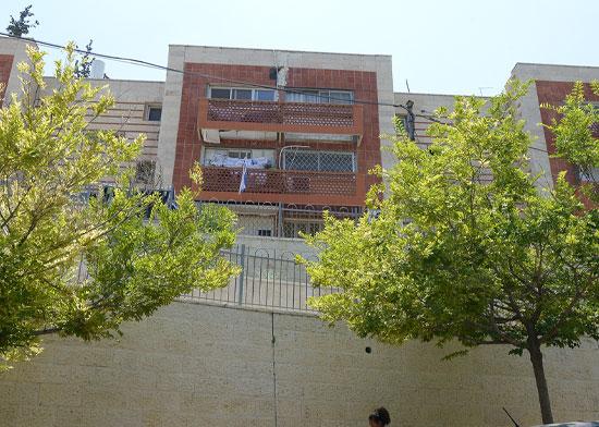 רחוב  המעפילים 9 , בית שמש / צילום: איל יצהר, גלובס