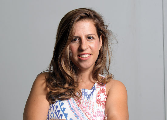 חלי דן גור, מנהלת פיתוח עסקי ב-Cann10  / צילום: איל יצהר, גלובס