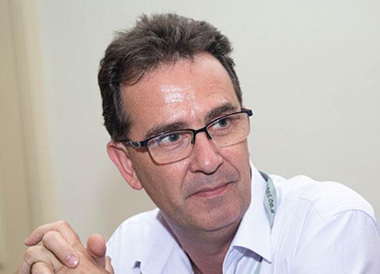 מייק סקה, לשעבר מהנדס עיריית הרצליה / צילום: שלומי יוסף