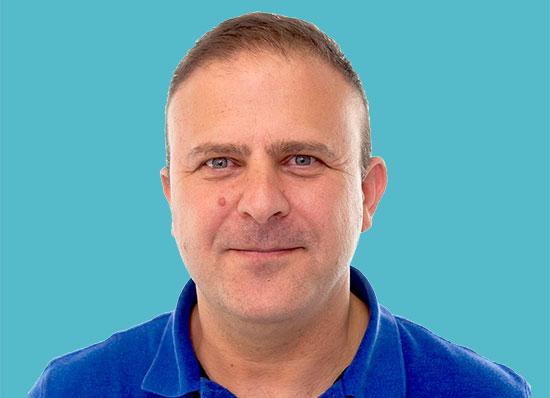 """מאור בנימיני, מנכ""""ל היכלי הספורט  / צילום: צלמונלה"""