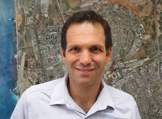 """אופיר כהן, מנהל הרשות לתחבורה, תנועה וחניה בעיריית ת""""א-יפו / צילום: דוברות עיריית תל אביב-יפו"""