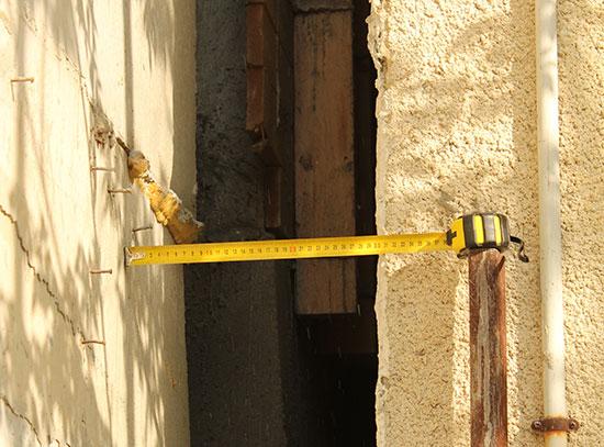 הבניינים ברחוב הפודים 33-35 / צילום: איל יצהר וגיא ליברמן