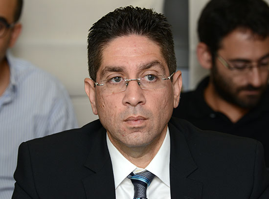 """אוהד דנוס, לשעבר יו""""ר לשכת שמאי המקרקעין / צילום: איל יצהר, גלובס"""