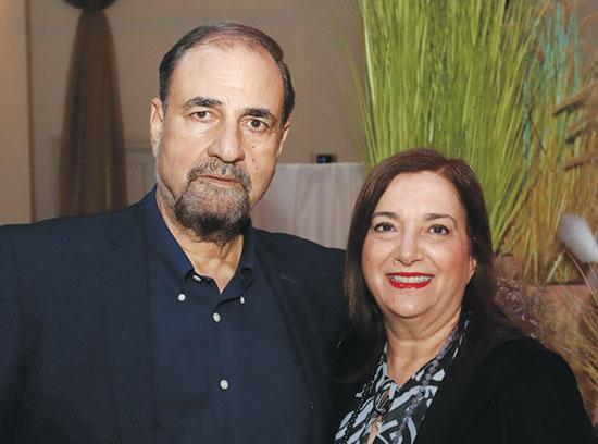 הניה ומשה נור / צילום: פאביאן קולדורף