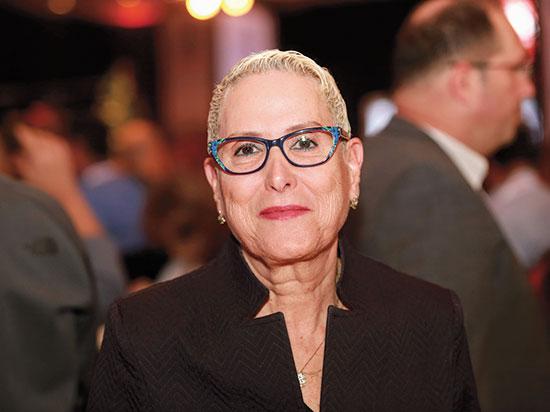 """מירה אלטמן, מנכ""""לית מרכז הקונגרסים הבינלאומי־בנייני האומה / צילום: שלומי יוסף"""