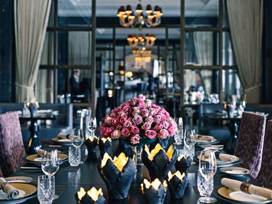 מסעדת מרשאל, אוטל ד'אנגלטר  / צילום: Rasmus Schou