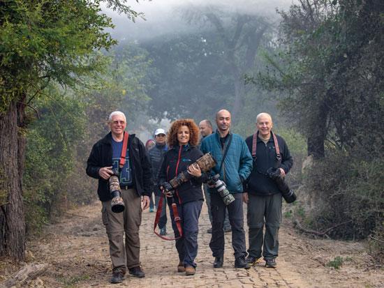 קבוצת צלמי טבע/ צילום: נורית פרח