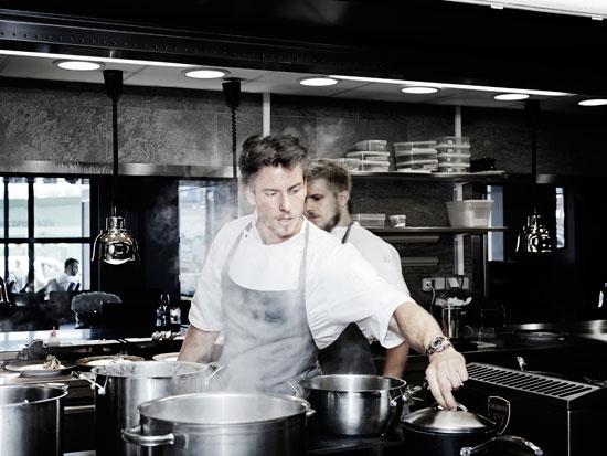 השף אנדראה בו  / צילום: Rasmus Schou