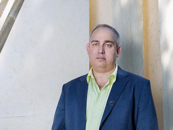 פרופסור אשר יהלום / צילום: ענבל מרמרי