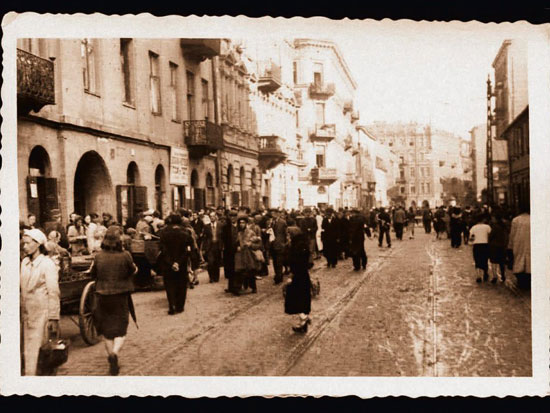רחוב סמוצ'ה/ צילום: בני מר