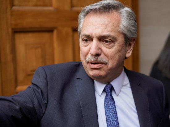 מועמד האופוזיציה לנשיאות  אלברטו פרננדז / צילום: רויטרס  Juan Medina
