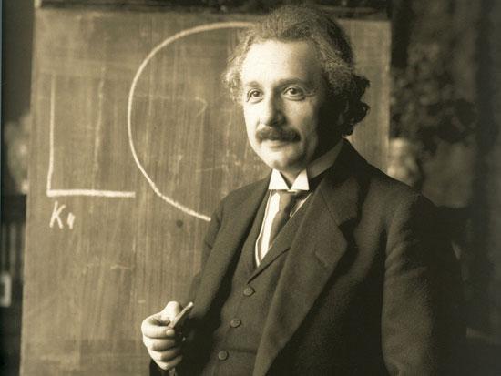 אלברט איינשטיין / צילום: ויקיפדיה
