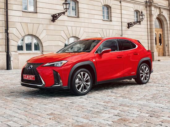 "יח""צ / Lexus-UX-2019"