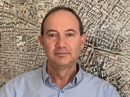 """ראש האגף לתכנון בעיריית ירושלים, עופר גרידינגר / צילום: יח""""צ"""