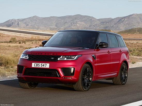"Range Rover Sport 2020 / צילום: יח""צ"