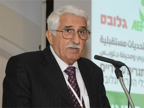 """עיסא חורי, יו""""ר הפורום הכלכלי הערבי / צילום: איל יצהר, גלובס"""