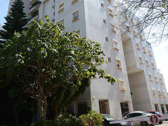 רחוב טבנקין 21, רמת גן / צילום: איל יצהר