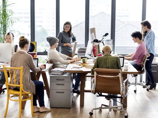 """""""צריך להוציא את המיטב מאנשים דרך חיזוק חוזקותיהם"""" / צילום: Shutterstock.com / א.ס.א.פ קראייטיב"""