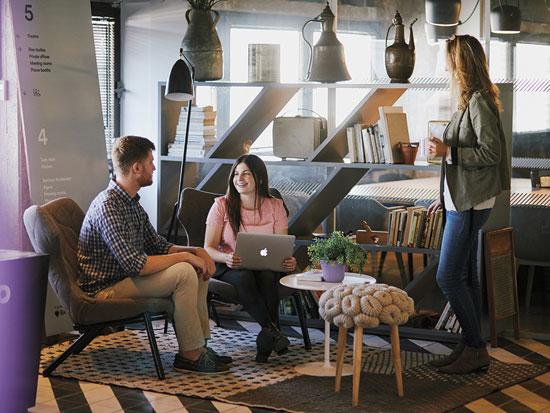 """אקסלרטור Rise של ברקליס ישראל. """"למשקיעים יותר קשה להשקיע בחברות בשלבים מוקדמים"""" / צילום: לירון ארל"""
