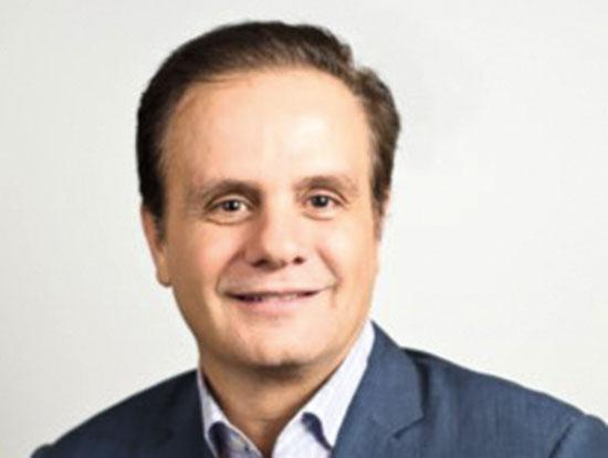 """דומיניק סרפינו, מנכ""""ל ונוס קונספט  / צילום: אתר החברה"""