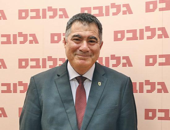 ראול סרוגו / צילום: כדיה לוי
