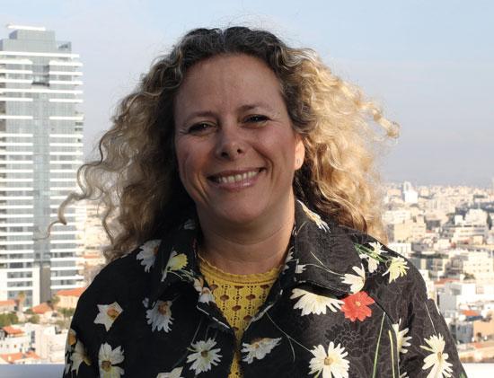 איילת נחמיאס־ורבין / צילום: כדיה לוי