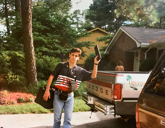 """זאיד זאיד בארה""""ב / צילום: אלבום פרטי"""