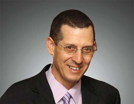 """נתי ביאליסטוק כהן, מנכ""""ל המרכז לעיוור / צילום: אלון רון"""