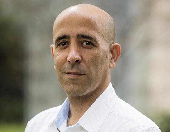 """עידן אלקבץ, מייסד ומנכ""""ל PLAN A / צילום: עדי כהן צדק"""