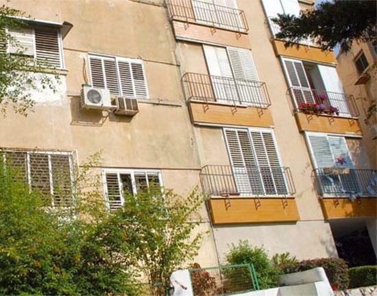 """הבית ברחוב מיכ""""ל / צילום: בר אל"""