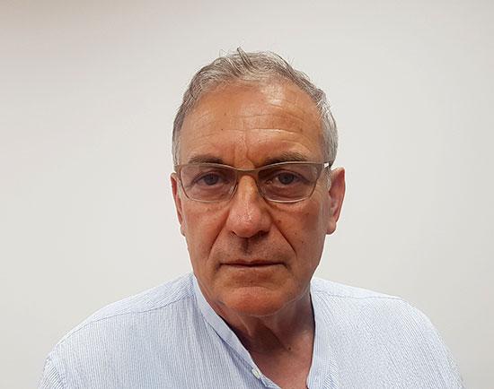 """האדריכל מנדי רוזנפלד / צילום: יח""""צ"""