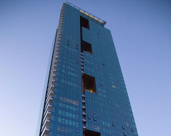 מגדל בבלי  / צילום: סאשה פרילוצקי