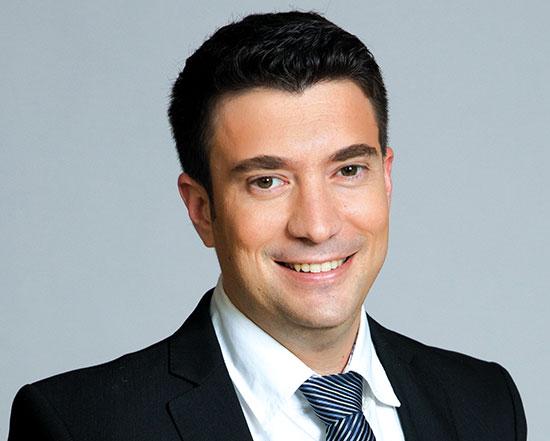 שמואל בן אריה, מנהל השקעות בכיר בפיוניר ניהול הון  / צילום: עומר קפלן,