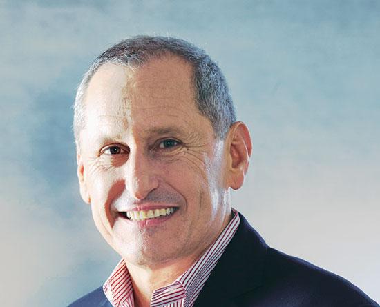 מיכאל אילוז, מנכ''ל טבע נאות / צילום: מורג ביטן