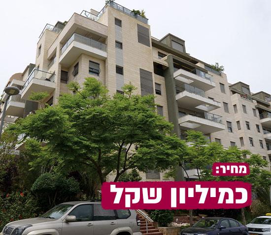 רחוב יאיר רוזנבלום 24, השכונה הירוקה, כפר סבא / צילום: איל יצהר