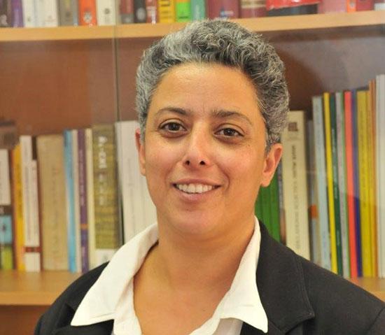 """רונית בר, מנכ""""לית המועצה להתנדבות / צילום: האוניברסיטה העברית"""