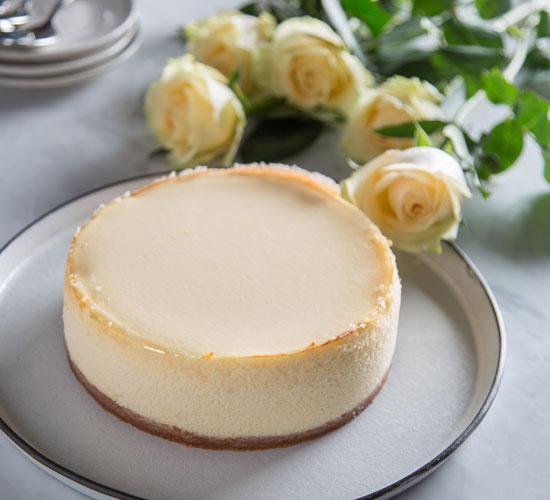 עוגת גבינה של רותי ברודו /  צילום: עידית בן עוליאל