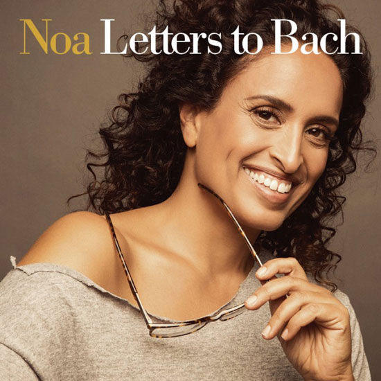 אחינועם ניני / Letters To Bach