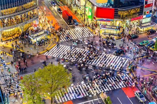 טוקיו, יפן / צילום: שאטרסטוק