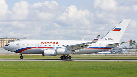 מטוס מהצי של ולדימיר פוטין / צילום: shutterstock, שאטרסטוק