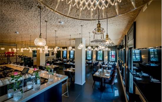 מסעדת אברטו, מלון ליר סנס/ צילום סימפלקס