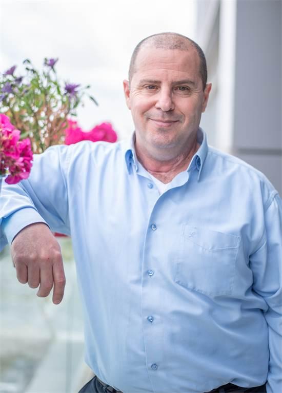 """מייסד משותף ומנכ""""ל MD Clone, זיו אופק / צילום: ענת פנחס"""