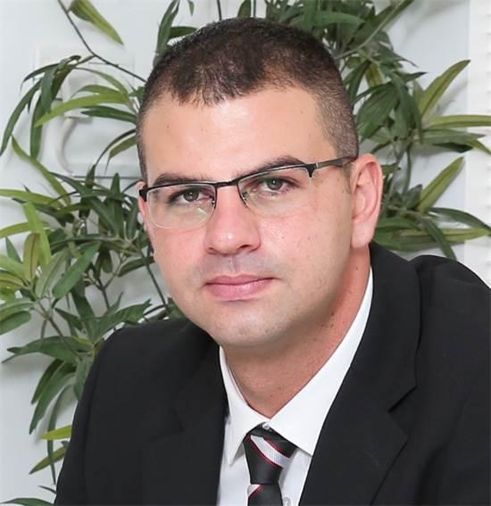 """עו""""ד ארז אסרף ממשרד אסרף, ליבוביץ ושות'/ צילום: סטודיו תומאס"""