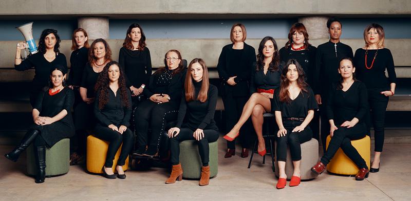 האקטיביסטיות של ליידי גלובס 2019 / צילום: יונתן בלום
