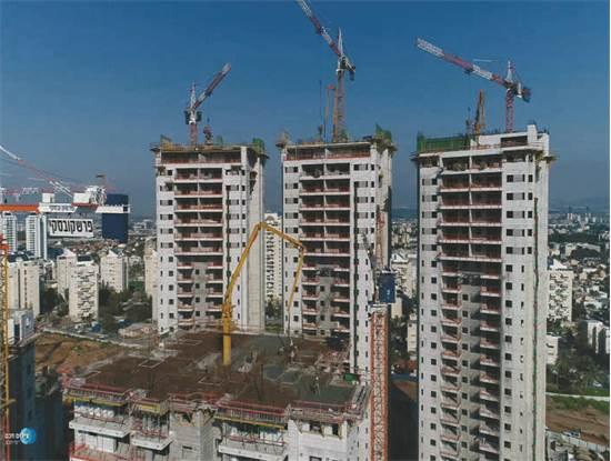 פרויקט מחיר למשתכן של פרשקובסקי ברמלה / צילום: מצגת החברה