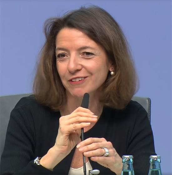 לורנס בון, הכלכלנית הראשית של ה-OECD / צילום: הבנק המרכזי של אירופה