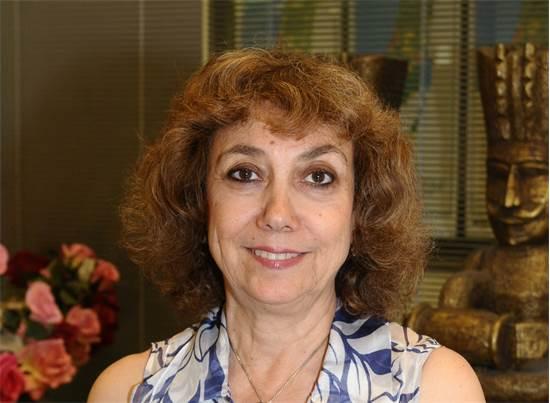 """ד""""ר רינה דגני, יו""""ר קבוצתגיאוקרטוגרפיה / צילום: איילת נויפלד מוקטן"""