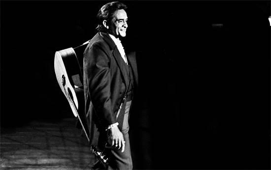 ג'וני קאש / צילום: ג'ימי אליס, רויטרס